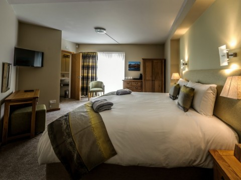 Accomodation Snowdon Room